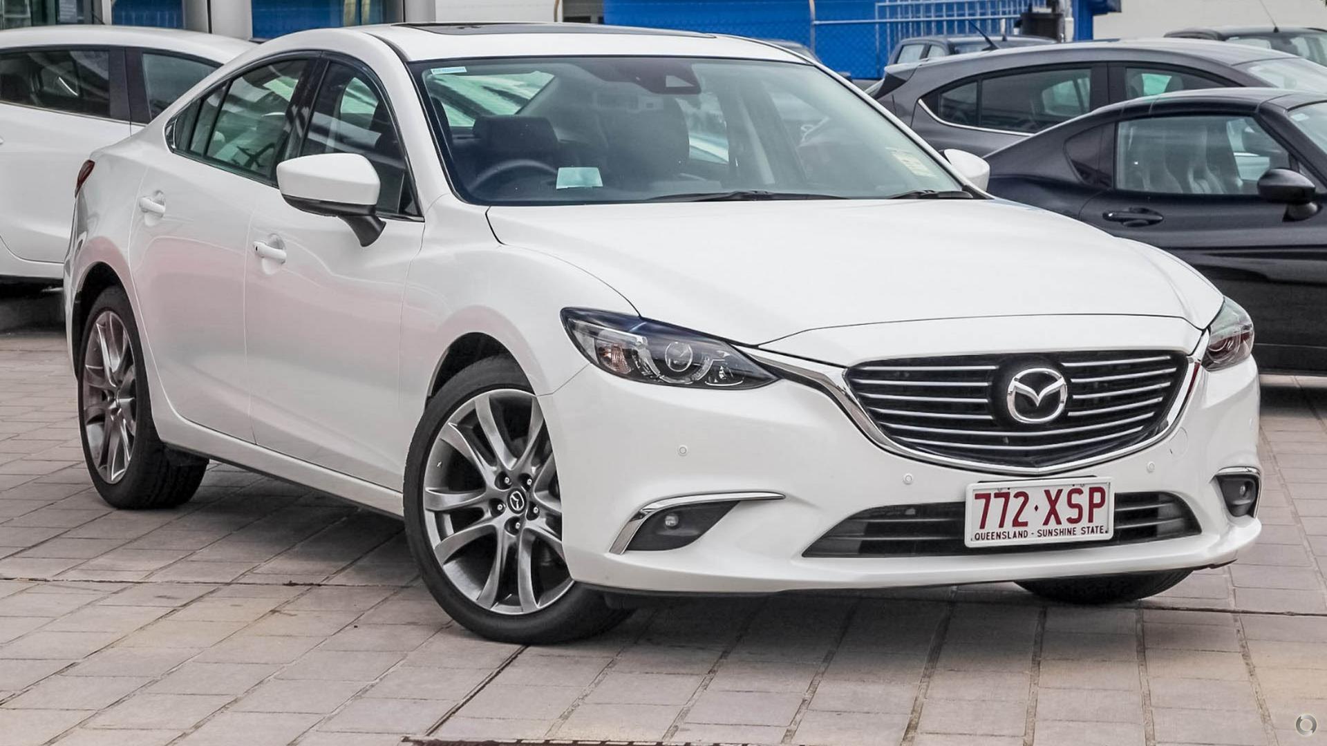 2017 Mazda 6 Gt