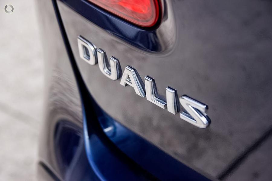 2009 Nissan Dualis Ti J10