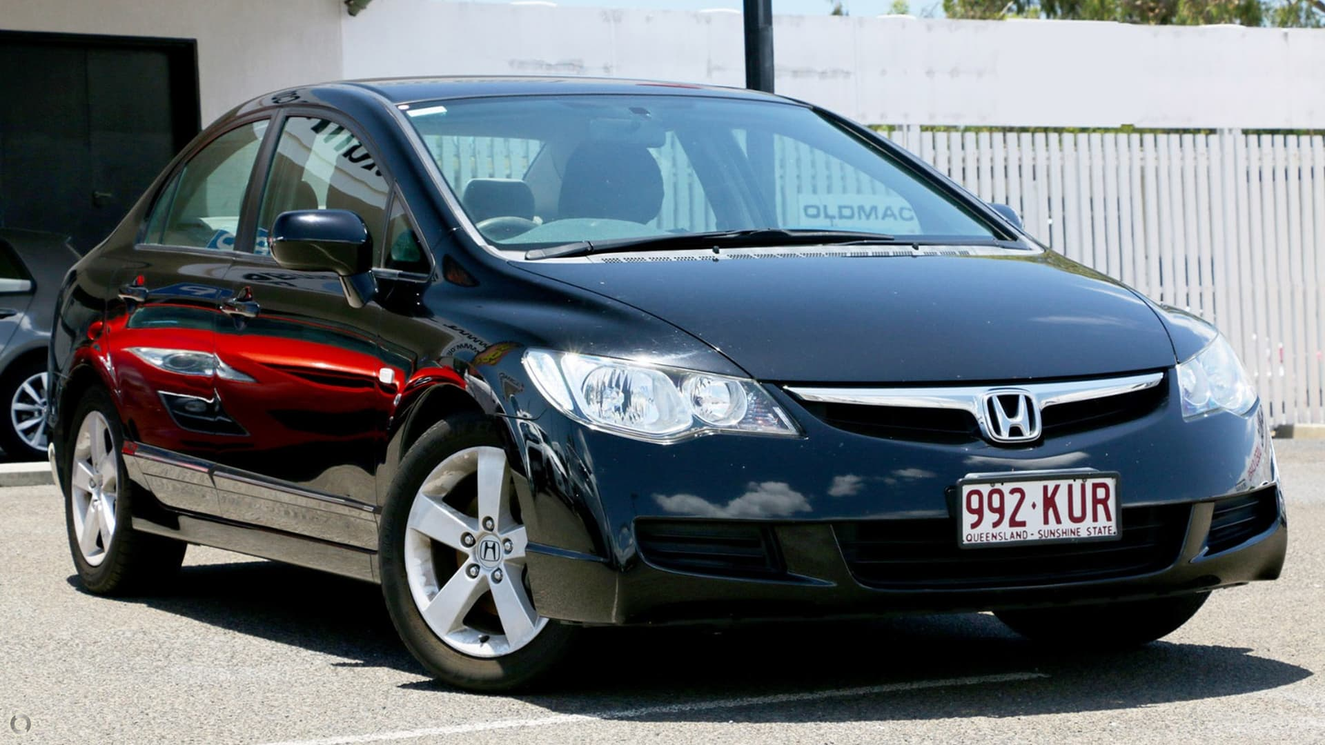 2007 Honda Civic Vti