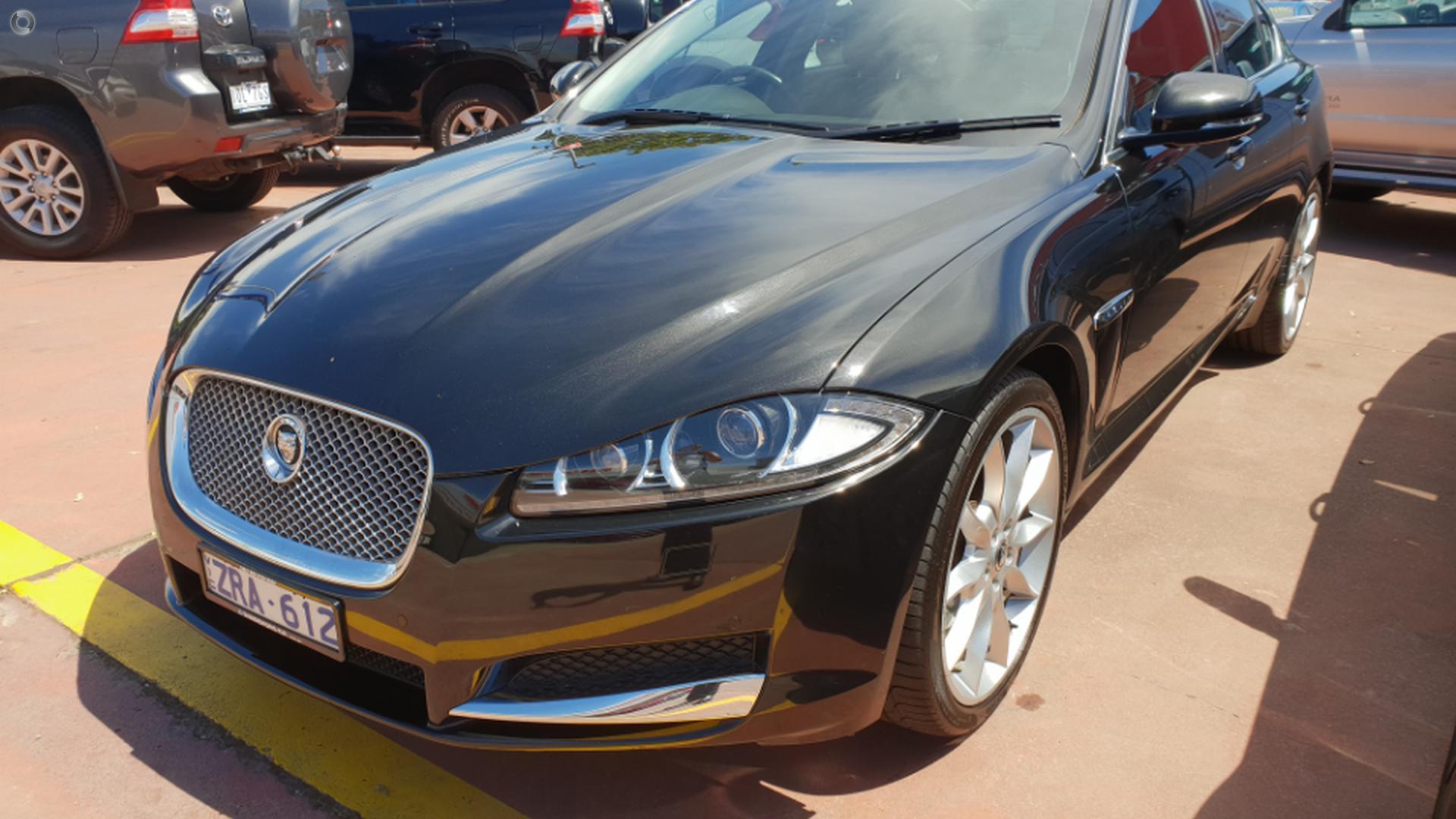 2013 Jaguar Xf Luxury X250