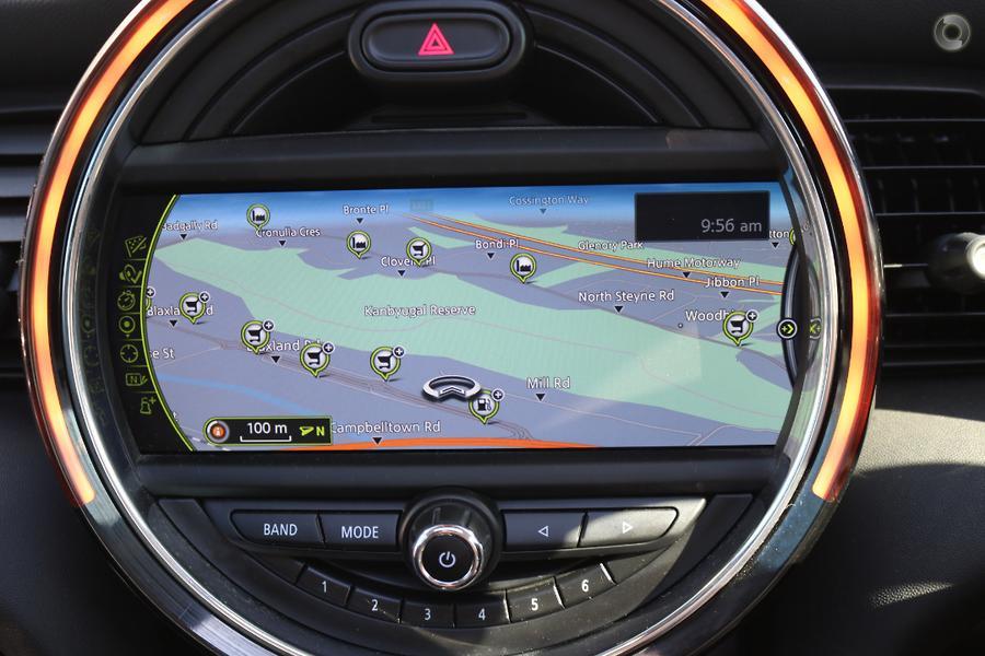 2015 Mini Hatch Cooper S F55