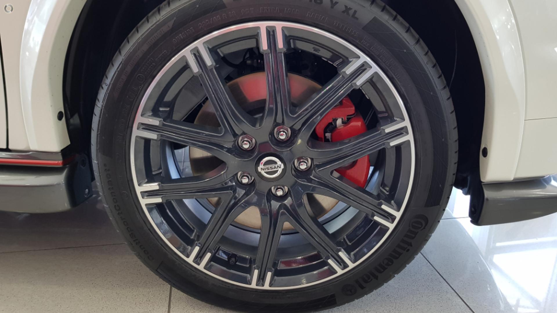 2018 Nissan Juke NISMO RS F15