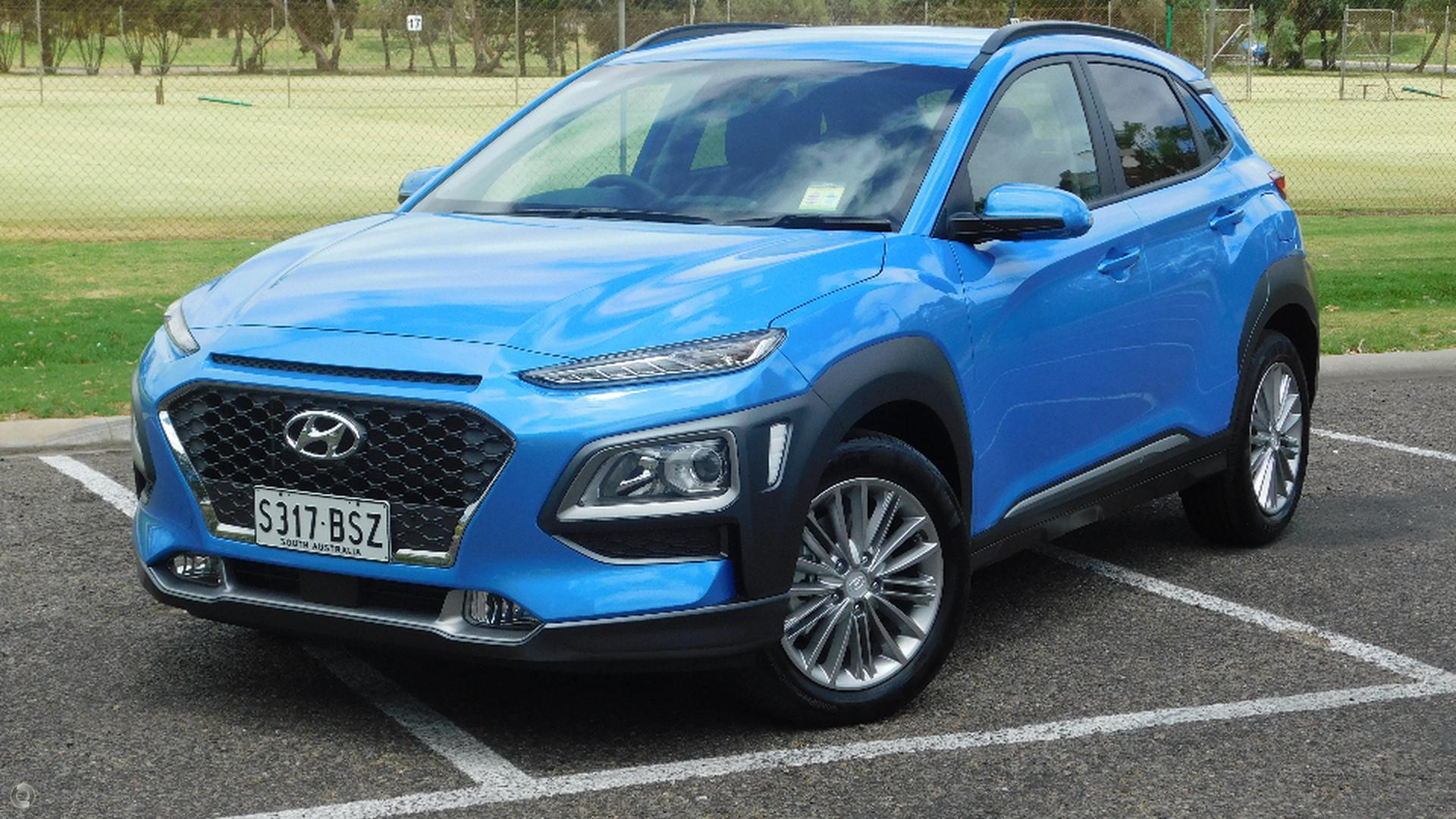 2017 Hyundai Kona Elite