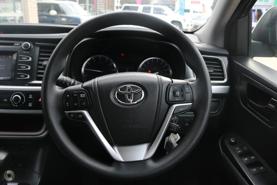 2014 Toyota Kluger GX GSU50R