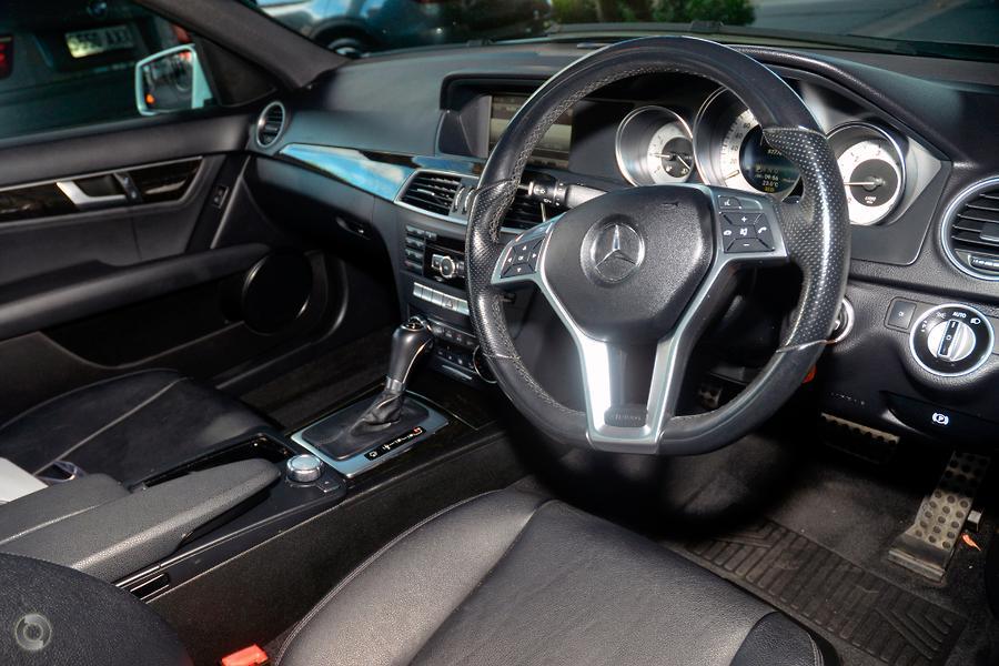 2012 Mercedes-Benz C 250 Sedan