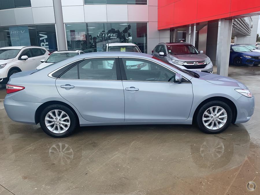 2017 Toyota Camry Altise ASV50R