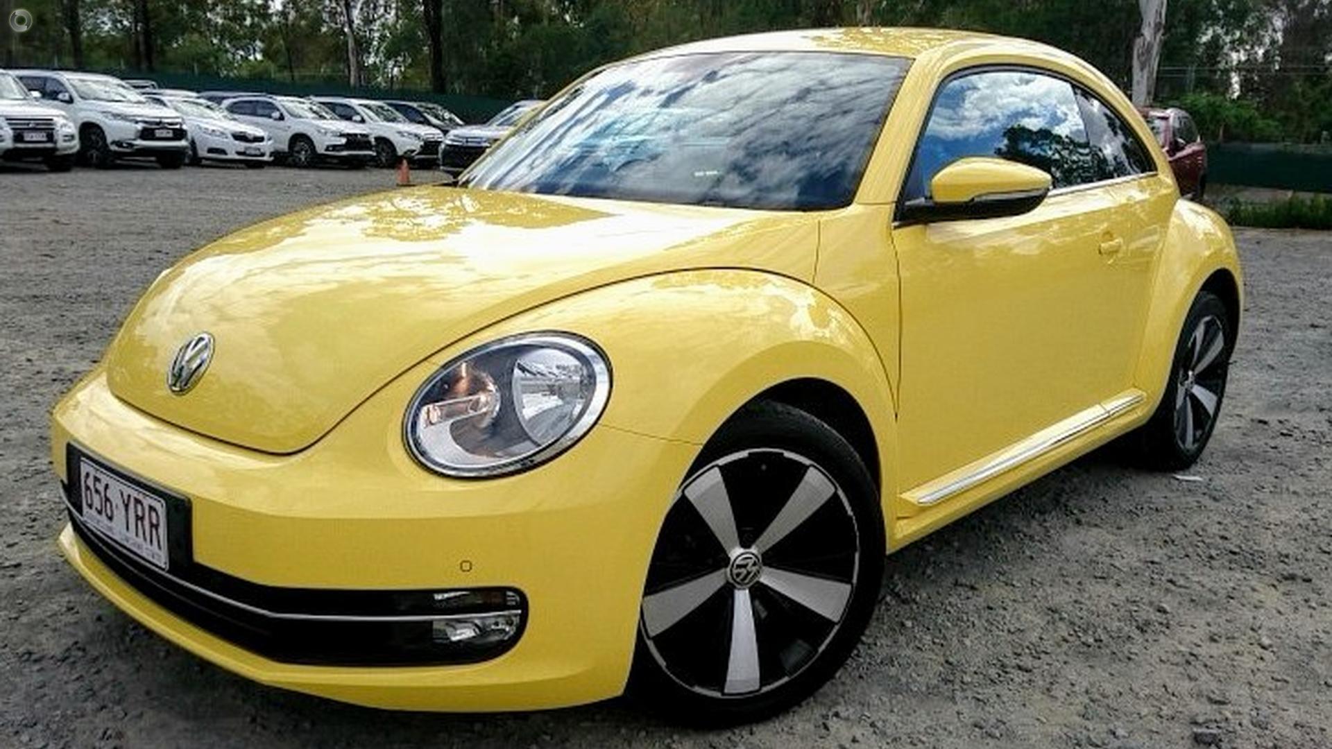 2013 Volkswagen Beetle  1L