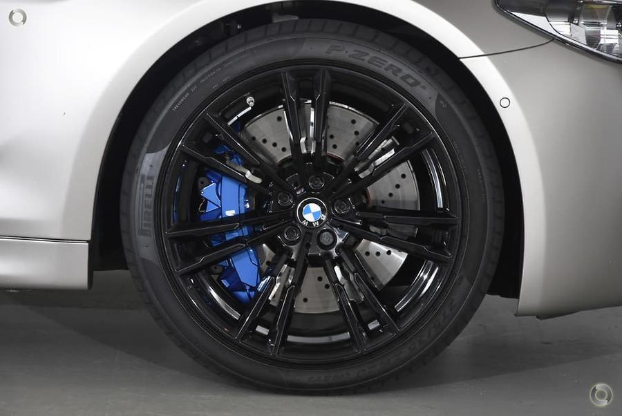2017 BMW M5 Launch Edition