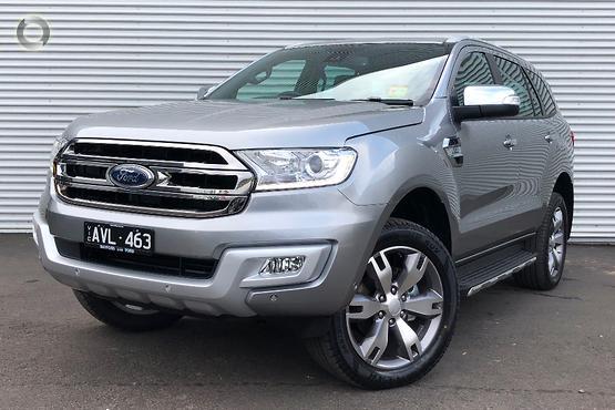 2018 Ford Everest Ua