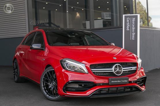 2017 Mercedes-Benz <br>A 45