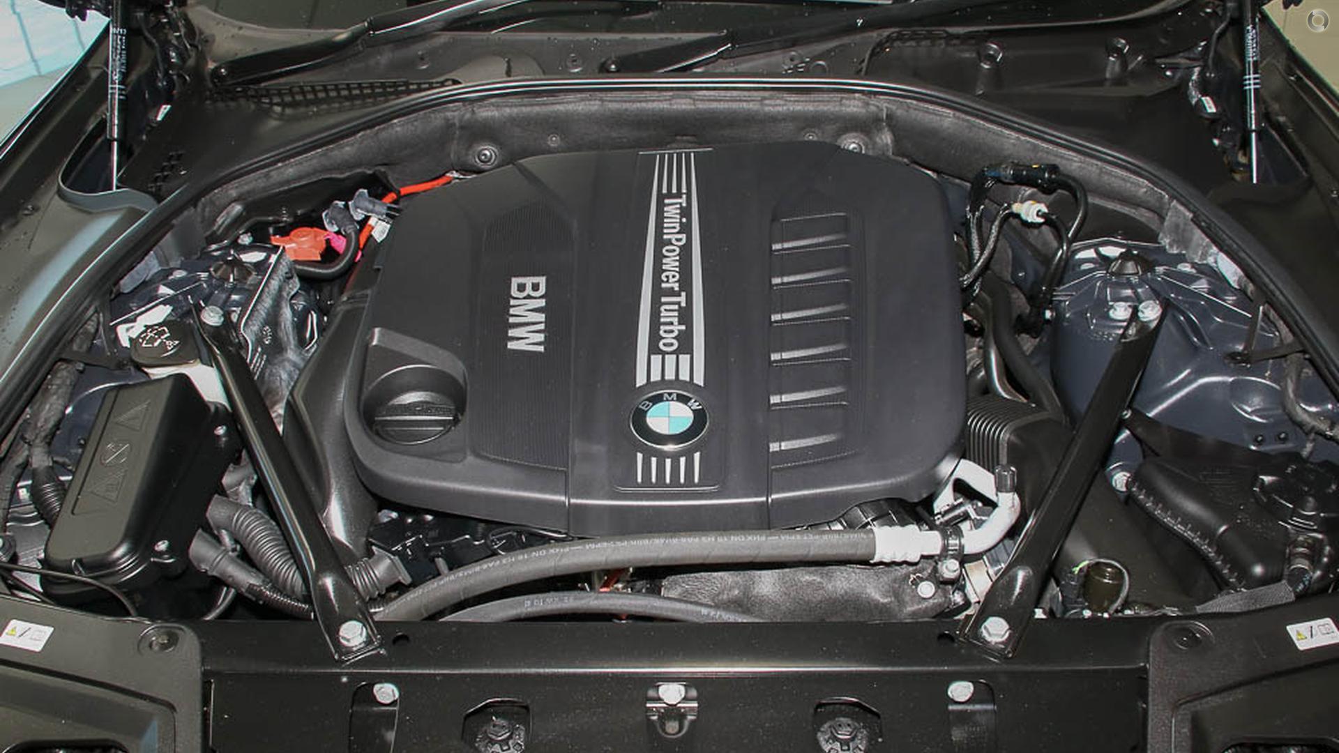 2012 Bmw 535d  F10