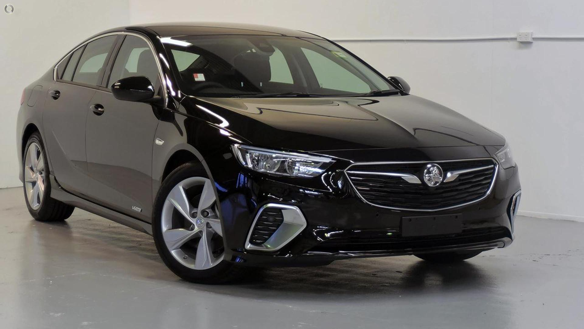 2018 Holden Commodore Rs-v