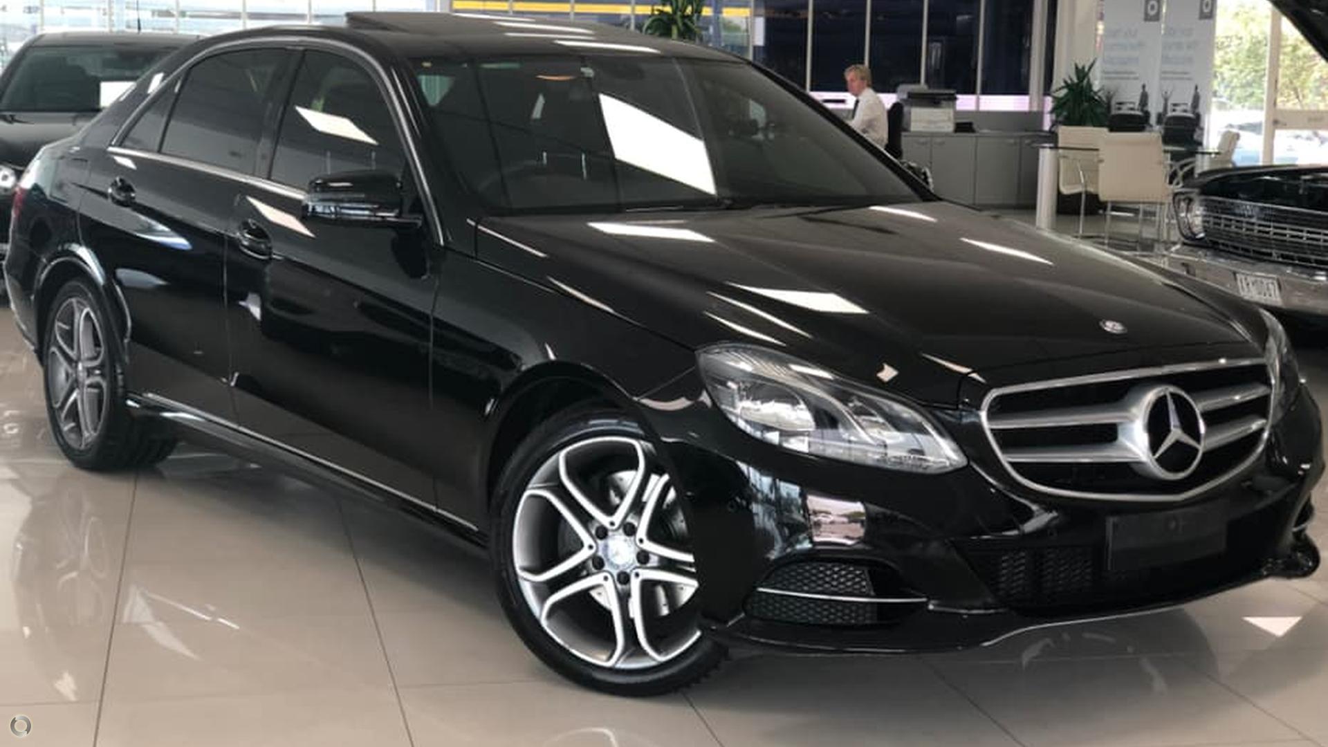 2014 Mercedes-benz E200 W212