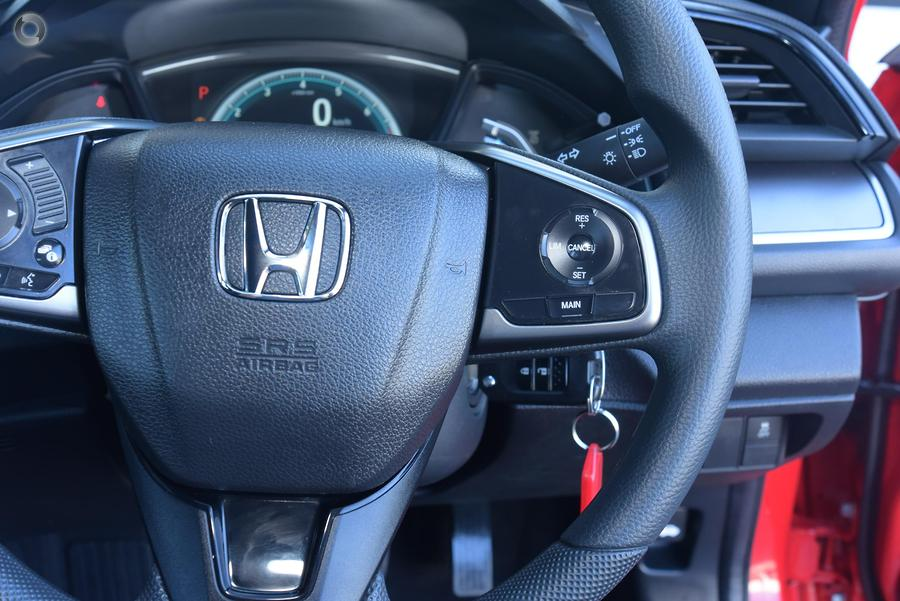2017 Honda Civic VTi 10th Gen
