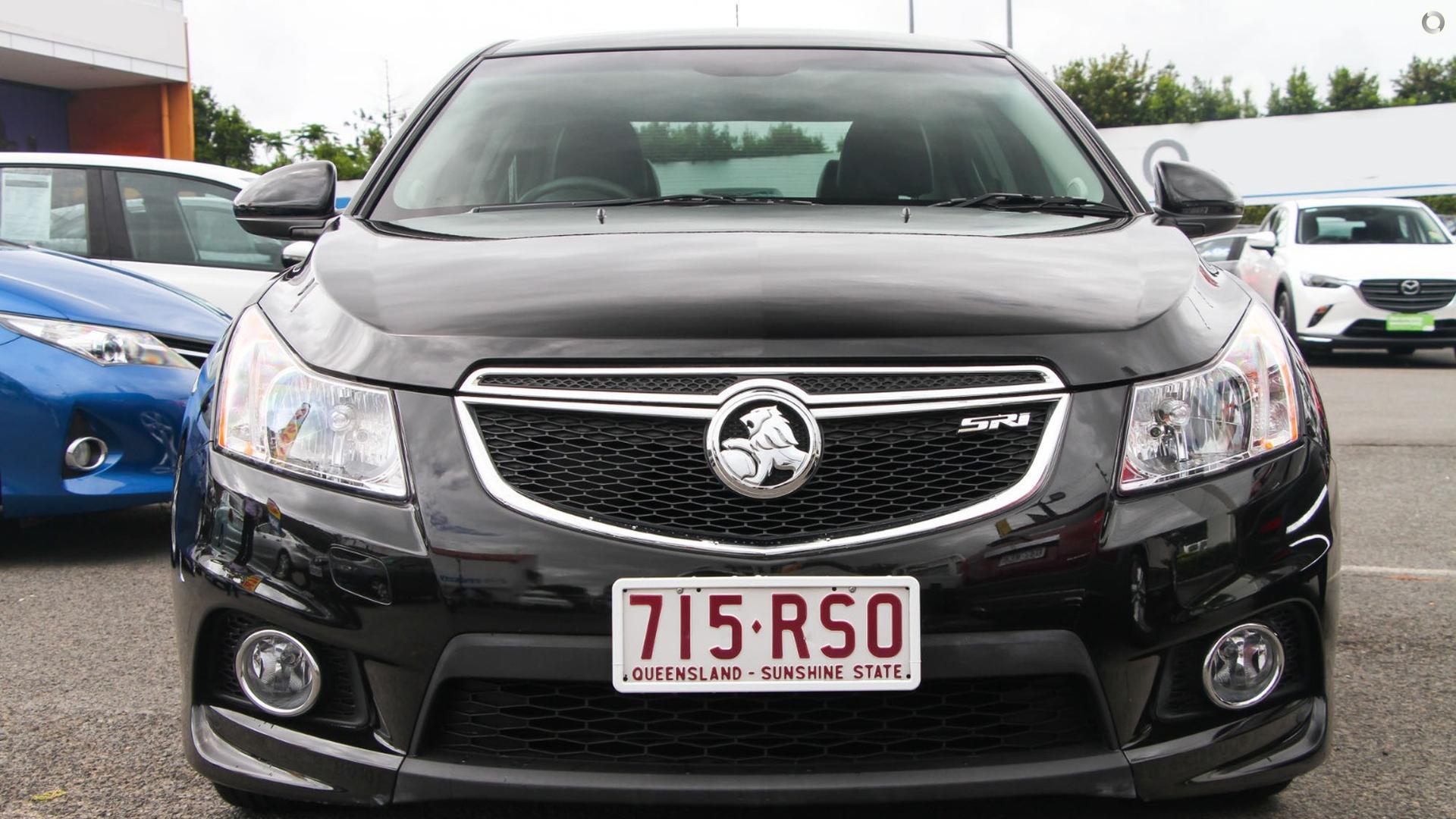 2011 Holden Cruze Sri V Jh Series Ii Oldmac Mazda