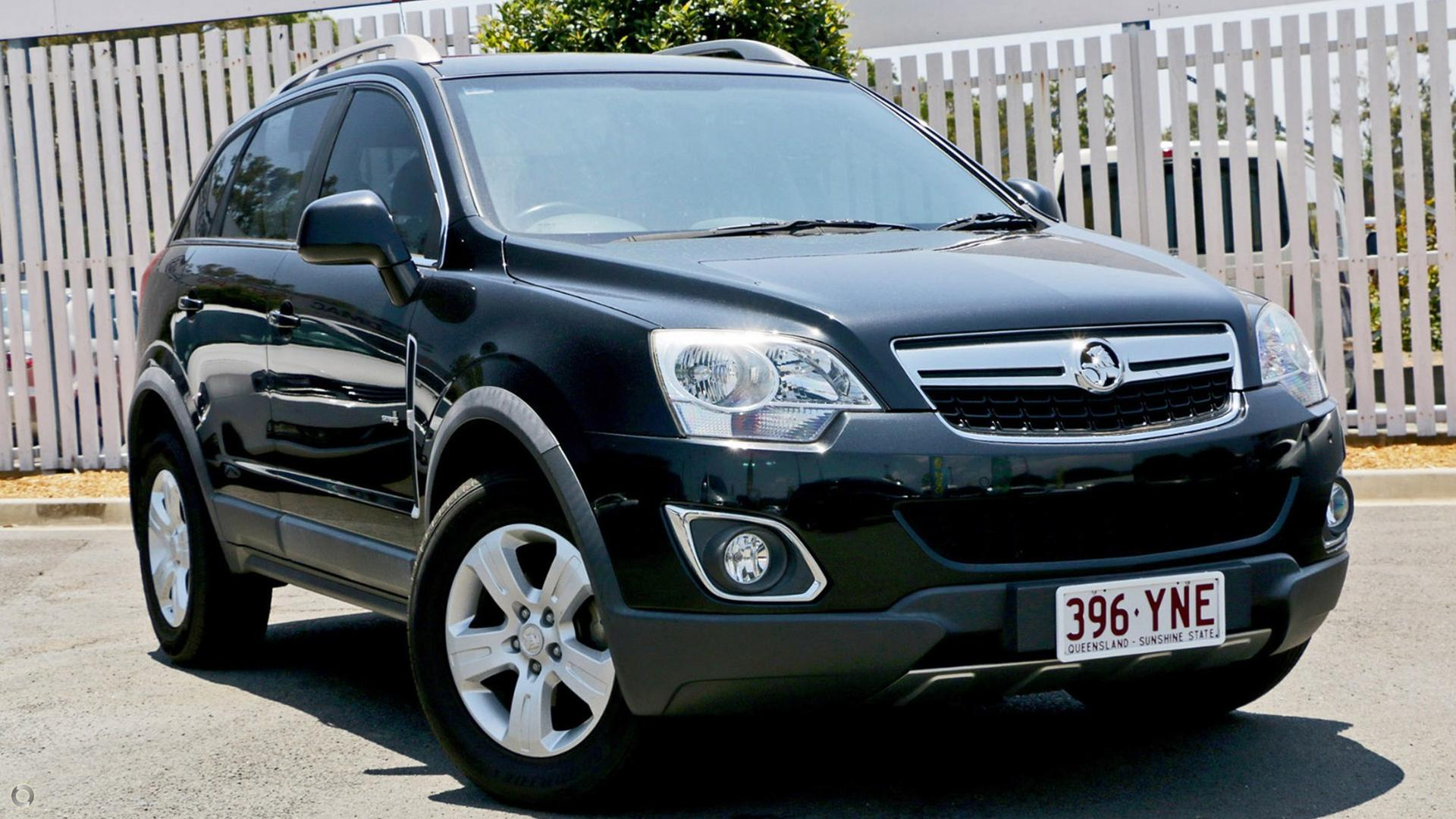 2011 Holden Captiva 5