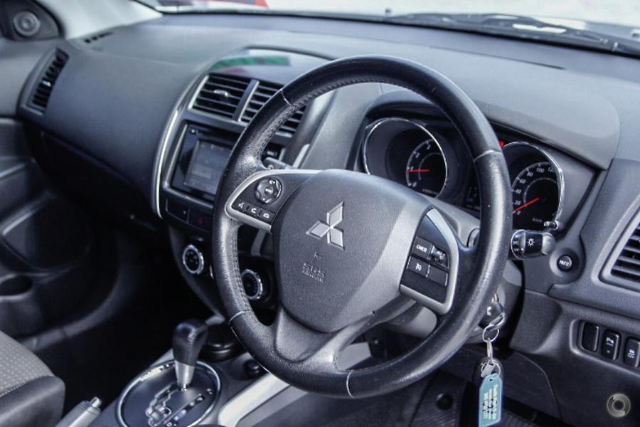 2012 Mitsubishi Asx  XB