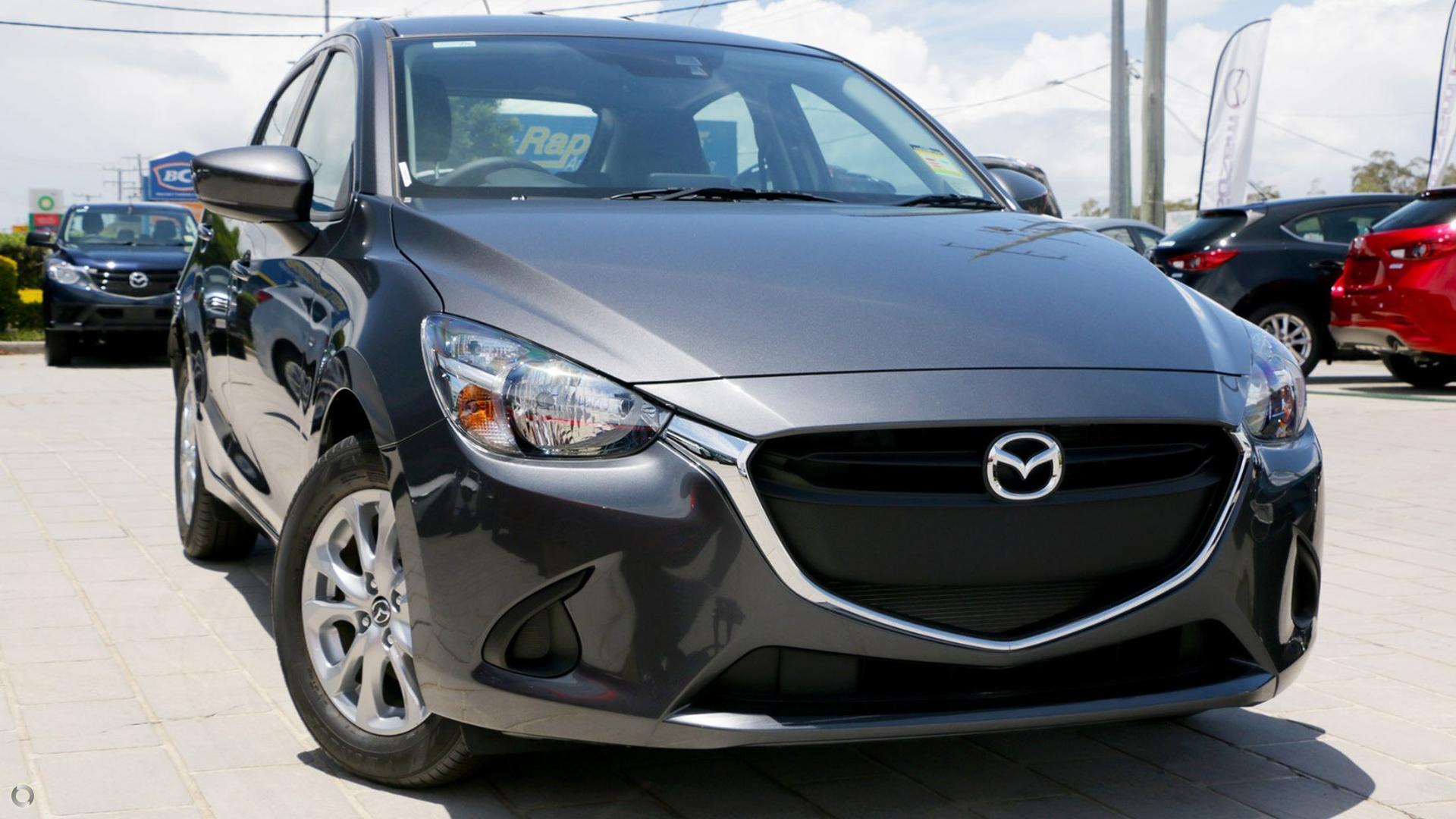 2018 Mazda 2 Maxx
