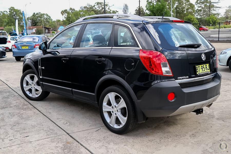 2012 Holden Captiva 5 CG Series II