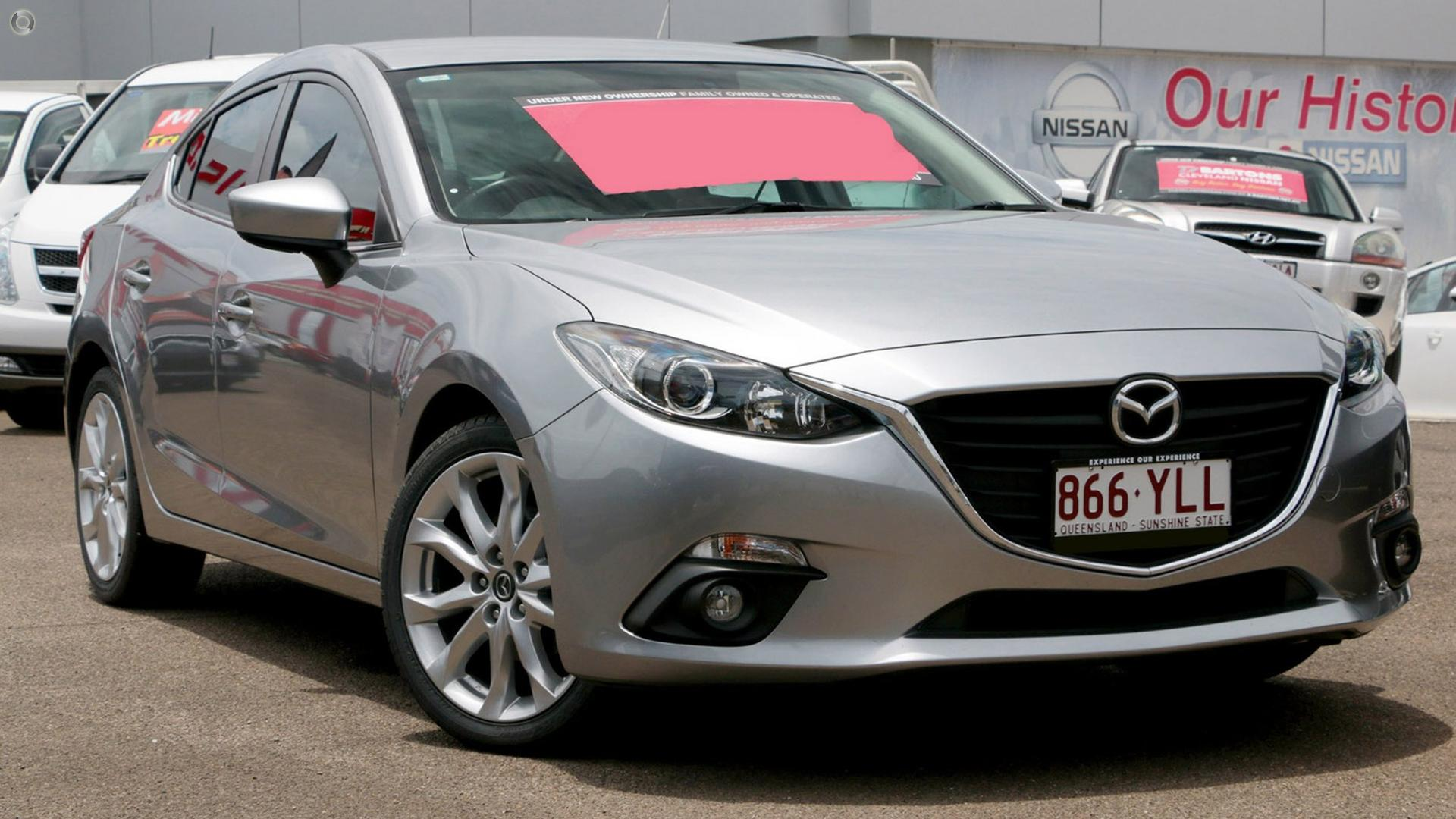 2016 Mazda 3 BM Series