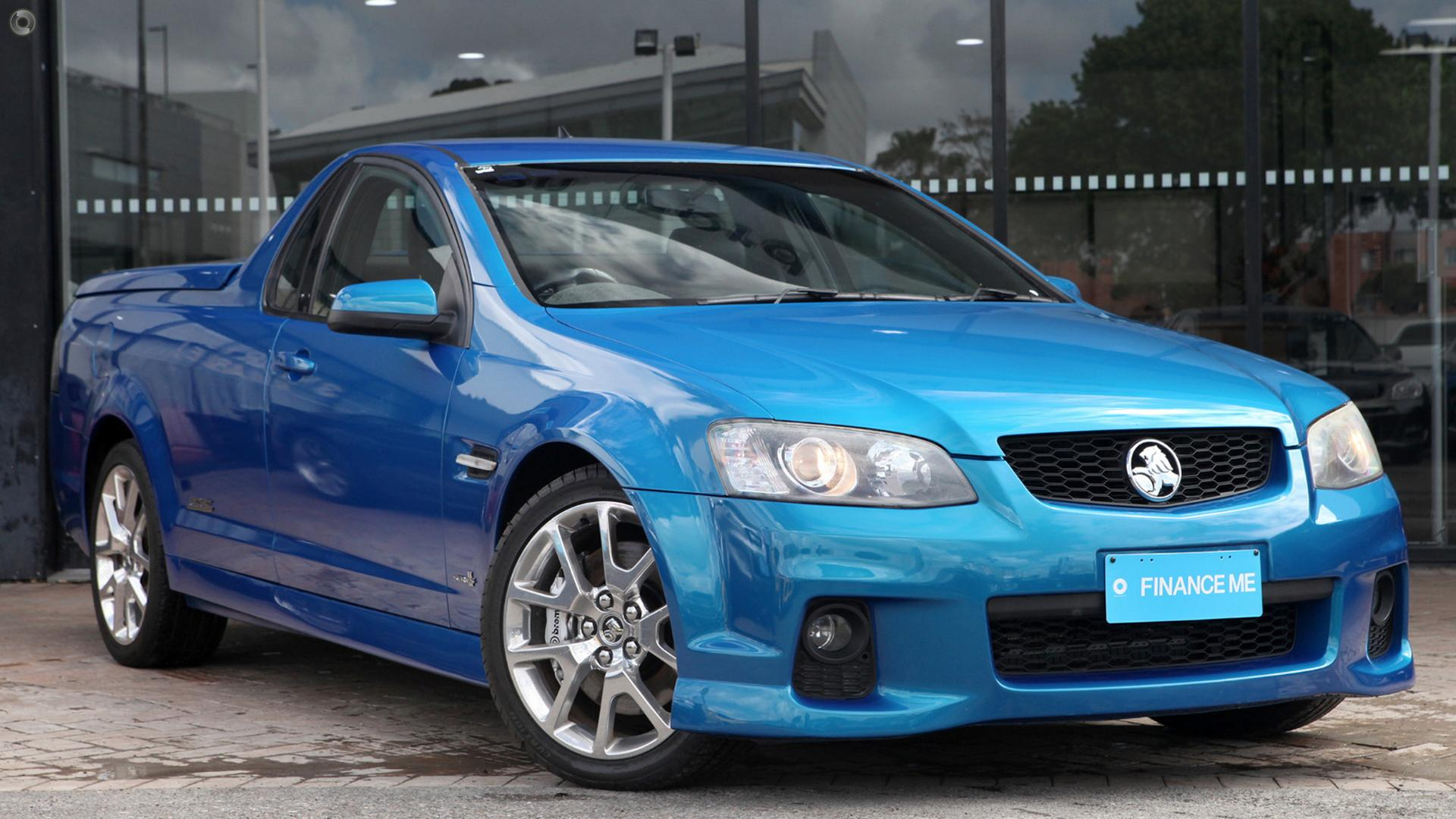2010 Holden Ute VE Series II