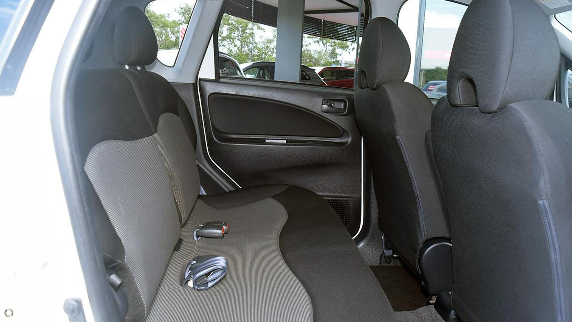 2010 Mitsubishi Colt VR-X RG