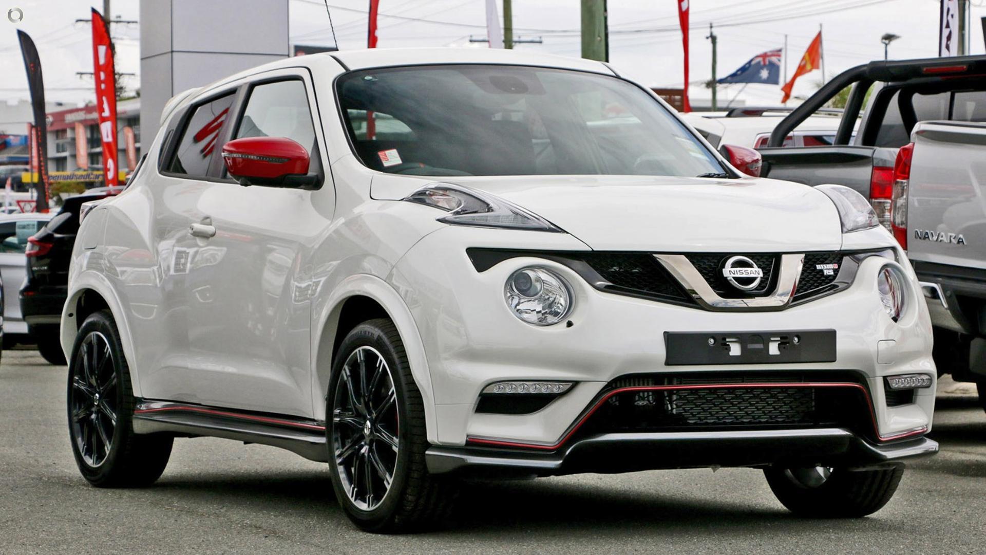 ... 2018 Nissan Juke NISMO RS F15 ...