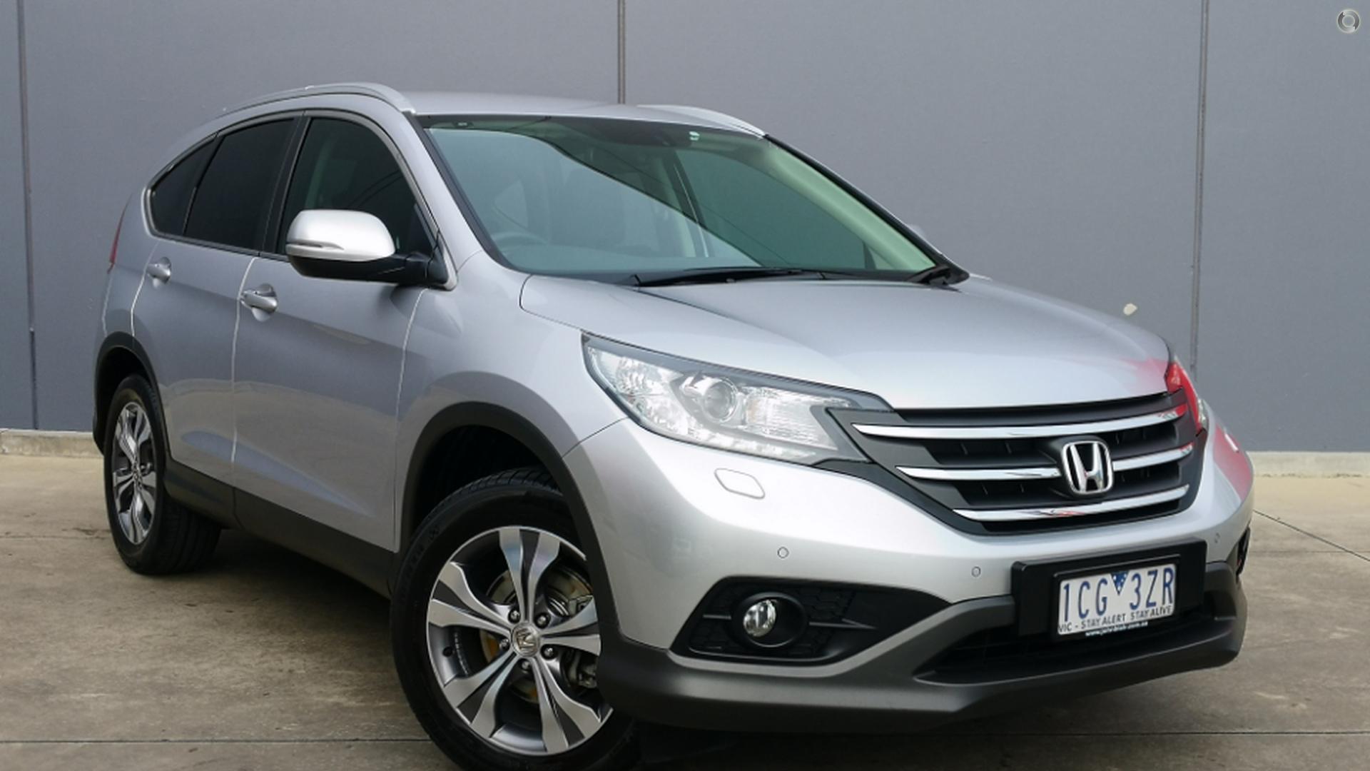 2014 Honda Cr-v Dti-l