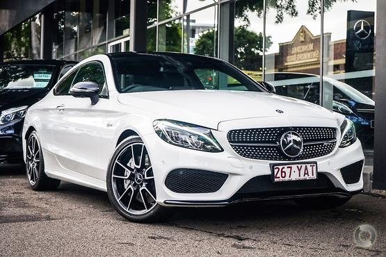 2016 Mercedes-Benz <br>C 43