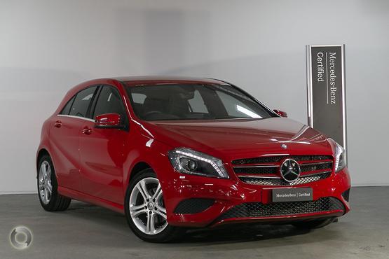 2014 Mercedes-Benz A 180
