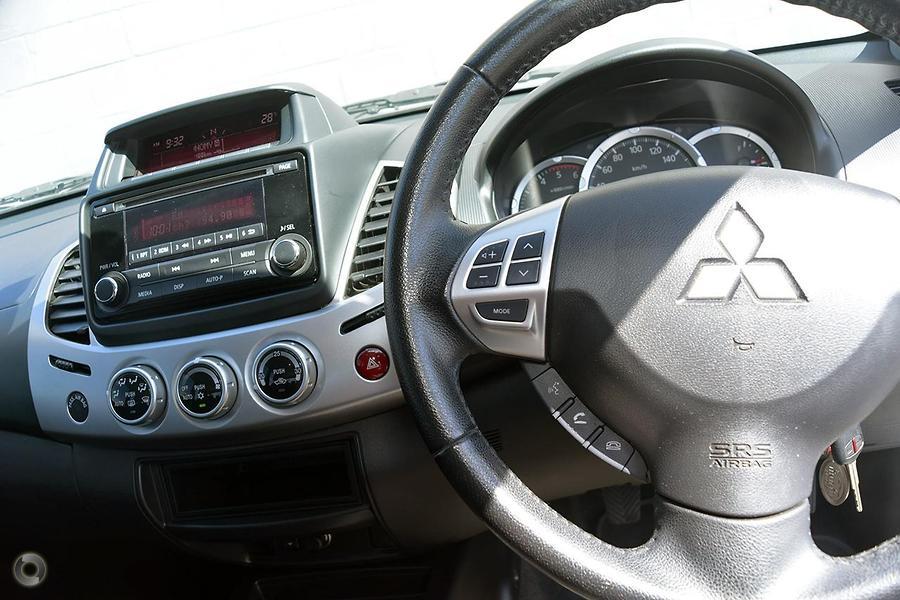 2015 Mitsubishi Triton GLX-R MN