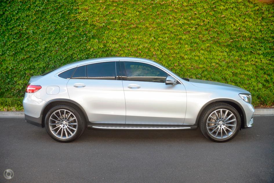 2016 Mercedes-Benz GLC 250 Coupe
