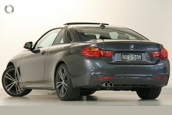2016 BMW 420 d M Sport