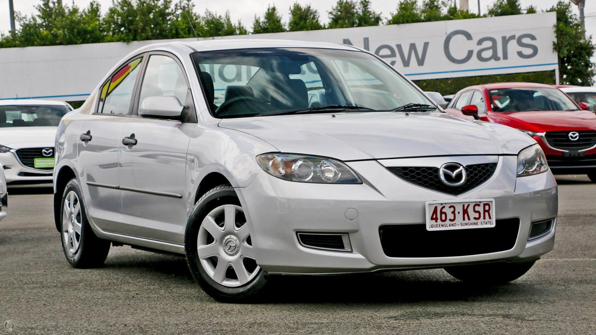 2007 Mazda 3 Neo