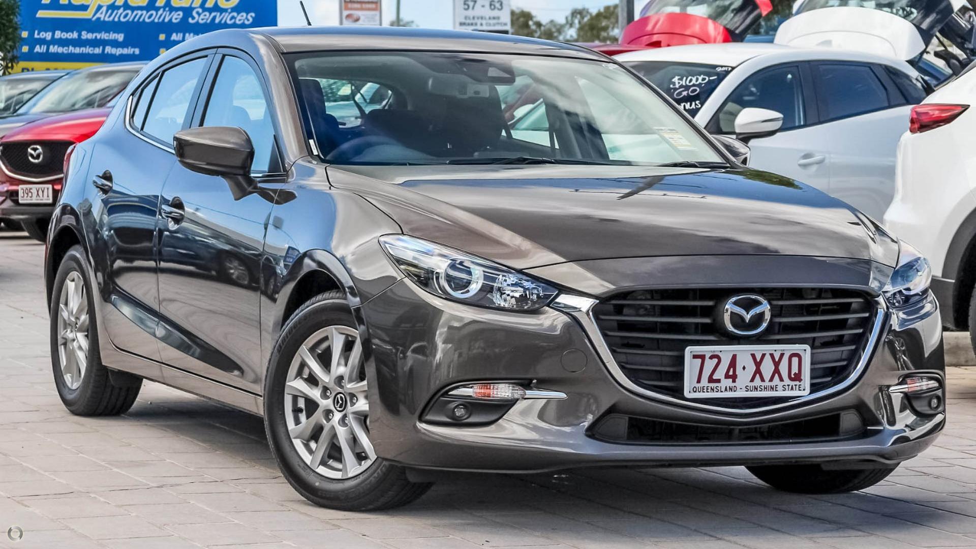 2018 Mazda 3 Maxx