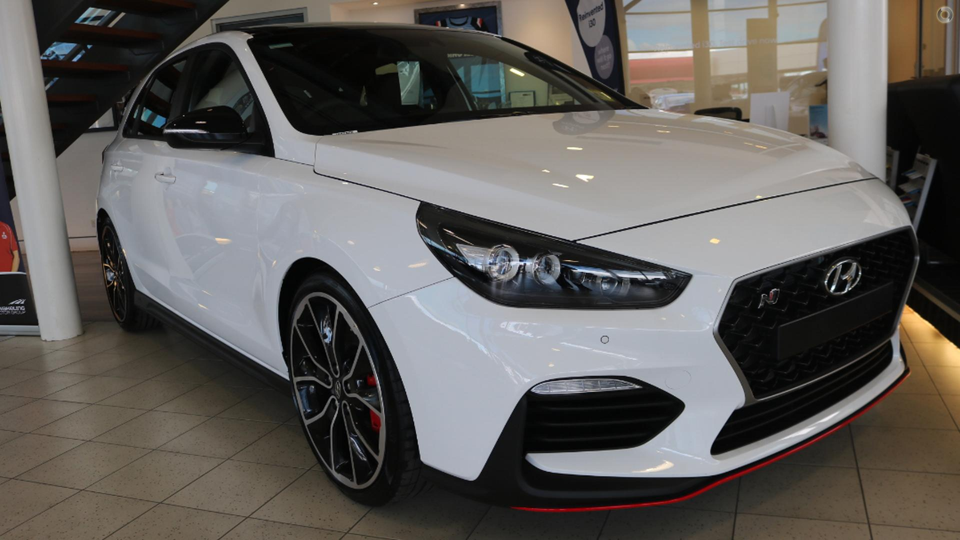 2018 Hyundai I30 N Performance