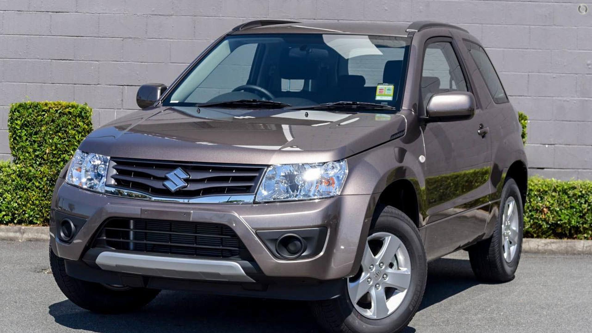 2017 Suzuki Grand Vitara JB