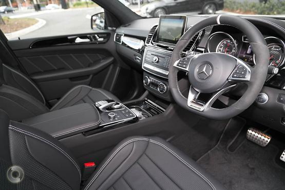 2018 Mercedes-Benz GLE 63