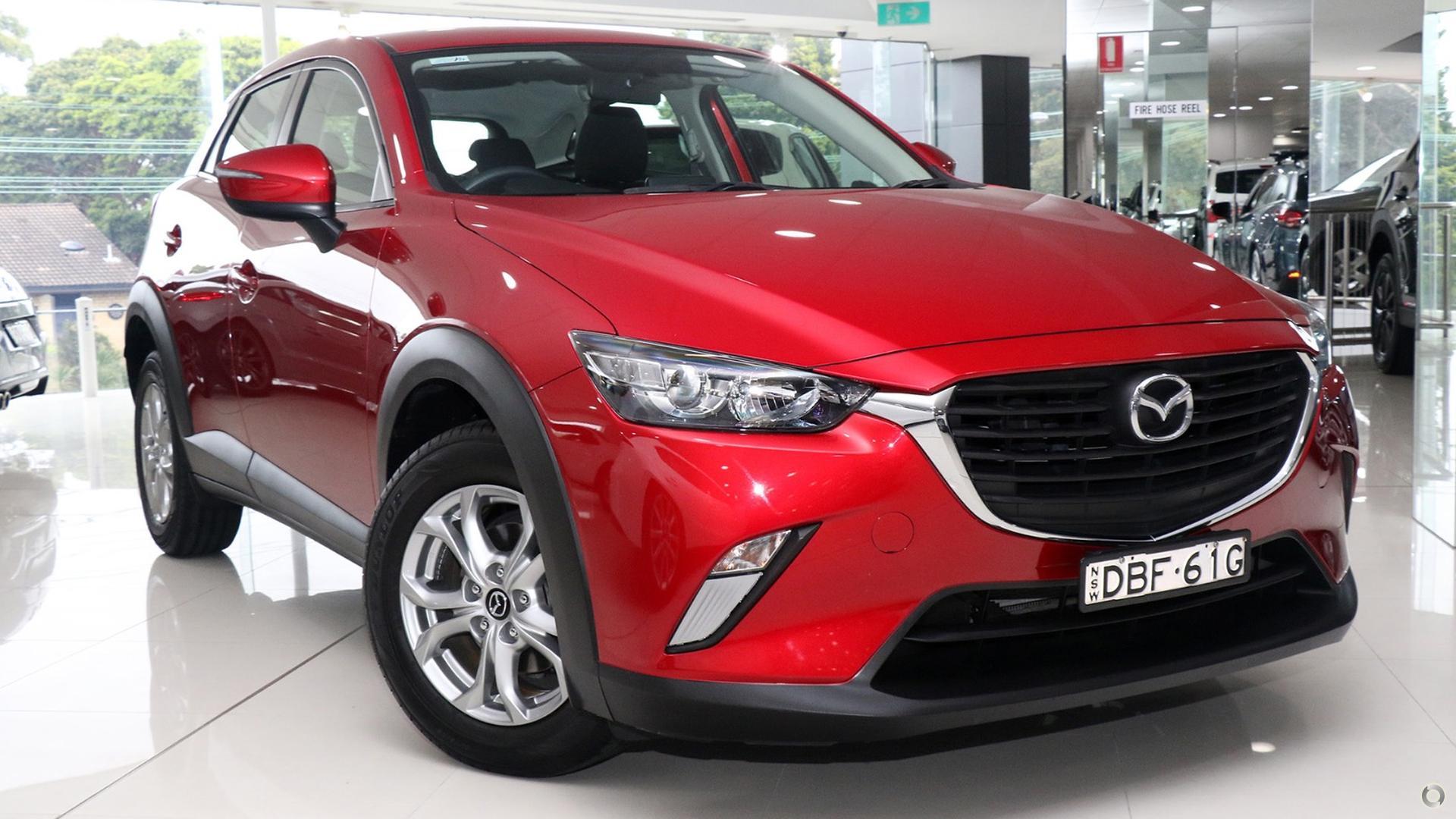 2015 Mazda Cx-3 Maxx