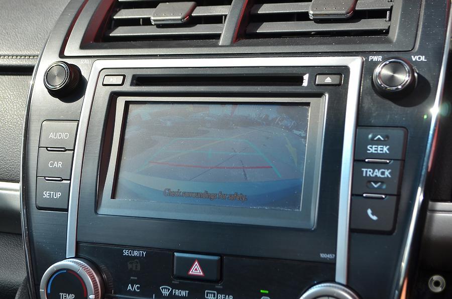 2016 Toyota Camry Altise ASV50R
