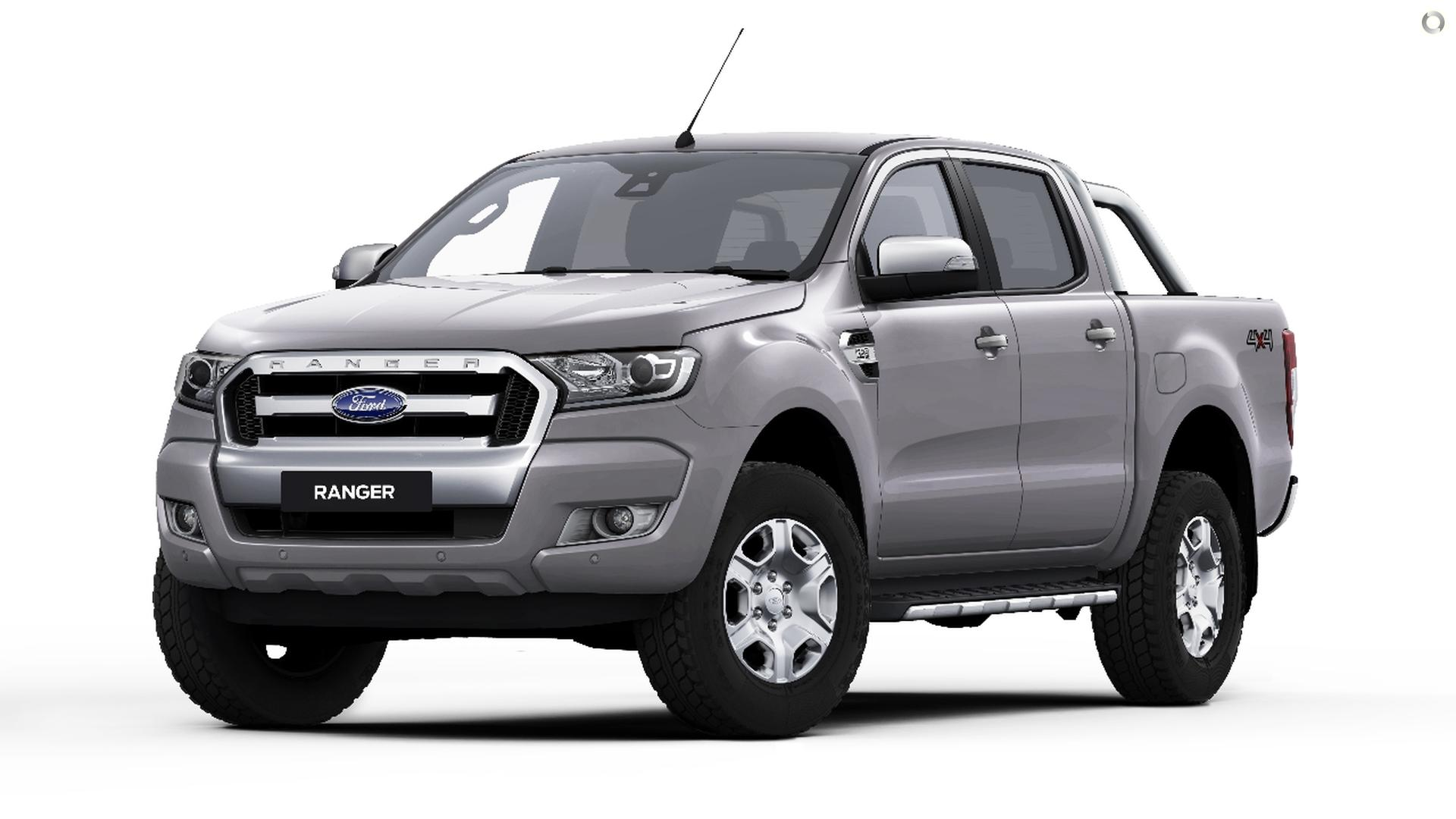 2018 Ford Ranger PX MkII