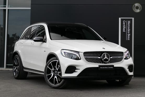 2018 Mercedes-Benz GLC 43