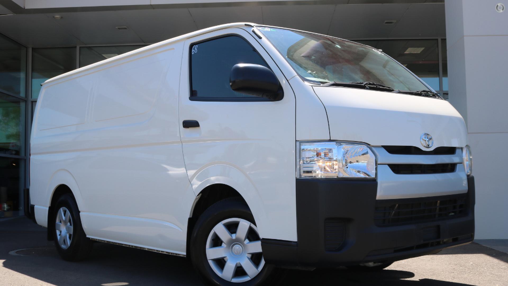 2016 Toyota Hiace  TRH201R
