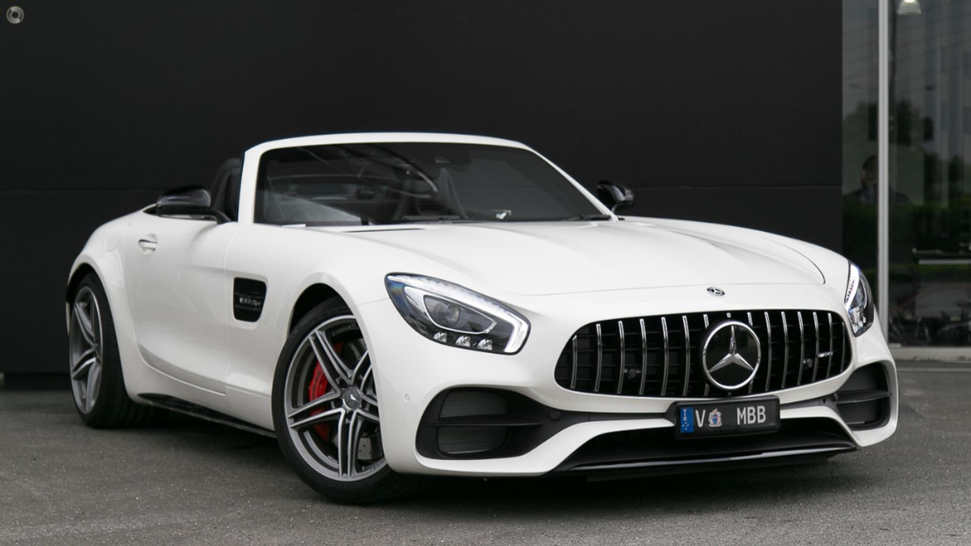 2017 Mercedes-Benz AMG GT Roadster