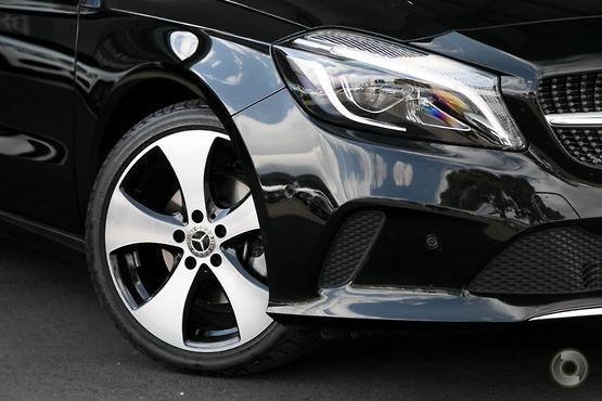 2018 Mercedes-Benz A 200