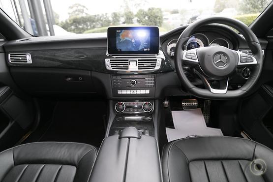 2017 Mercedes-Benz CLS 250