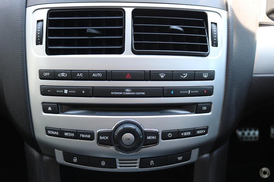 2013 Ford Falcon Ute XR6 FG MkII