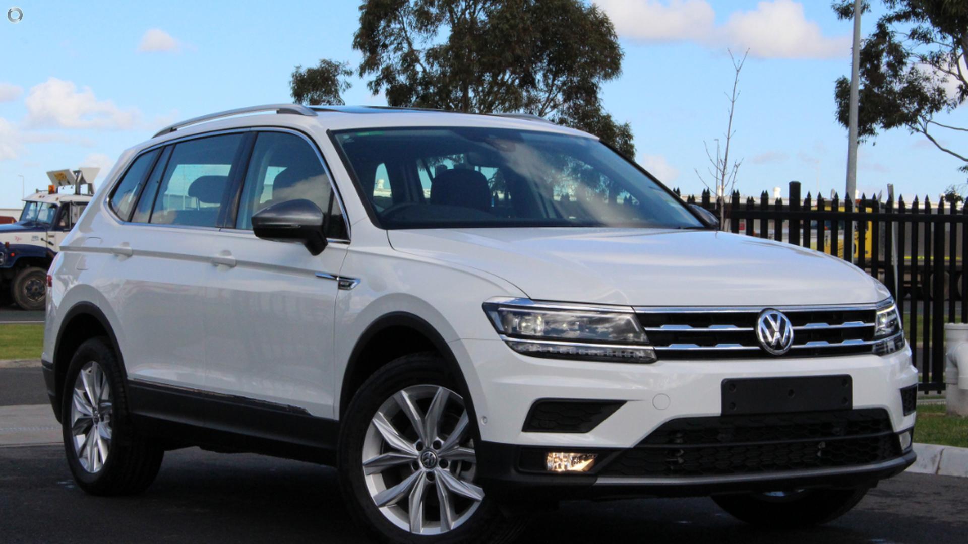 2018 Volkswagen Tiguan 110tdi Comfortline Allspace 5n