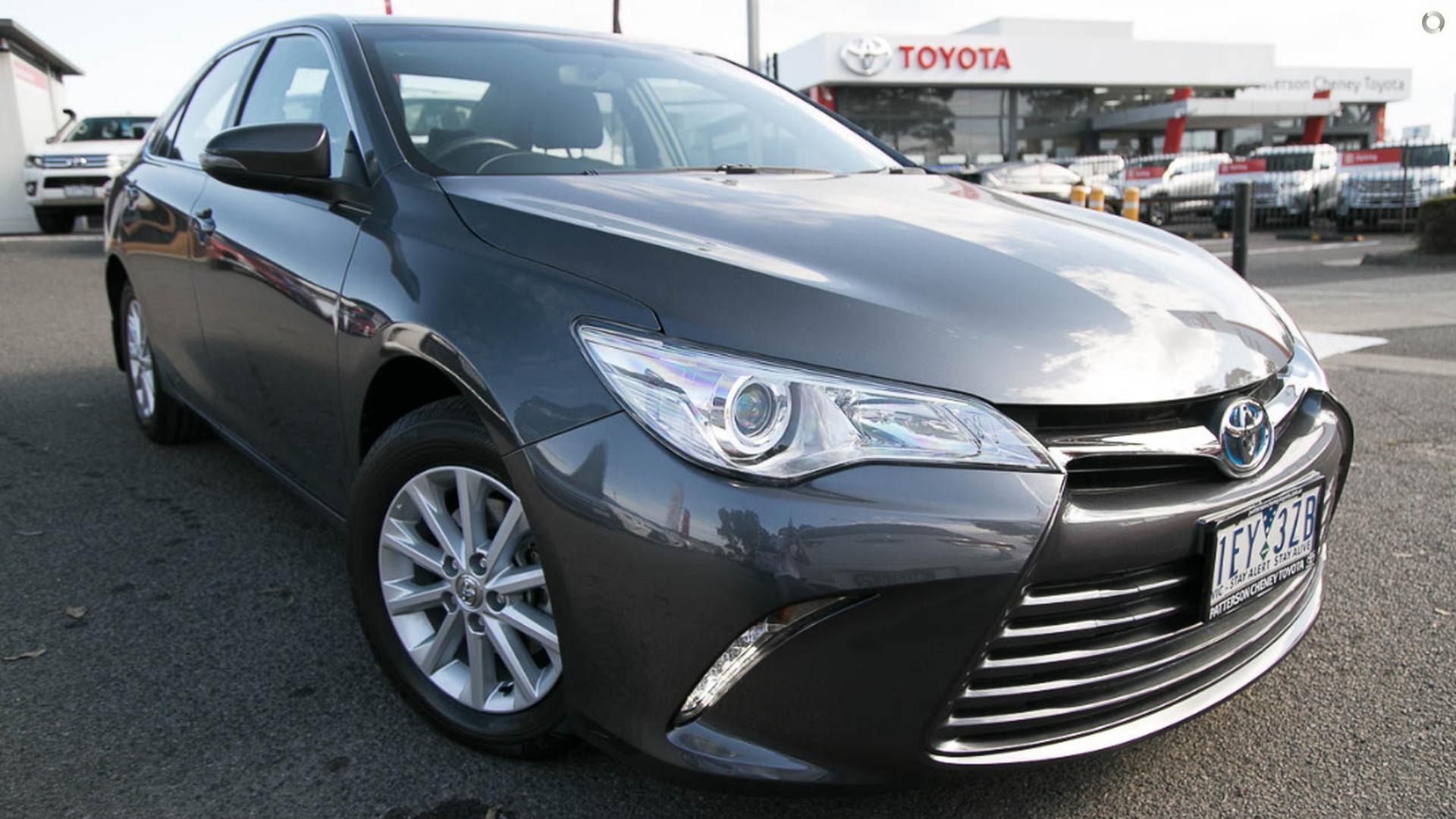 2015 Toyota Camry AVV50R