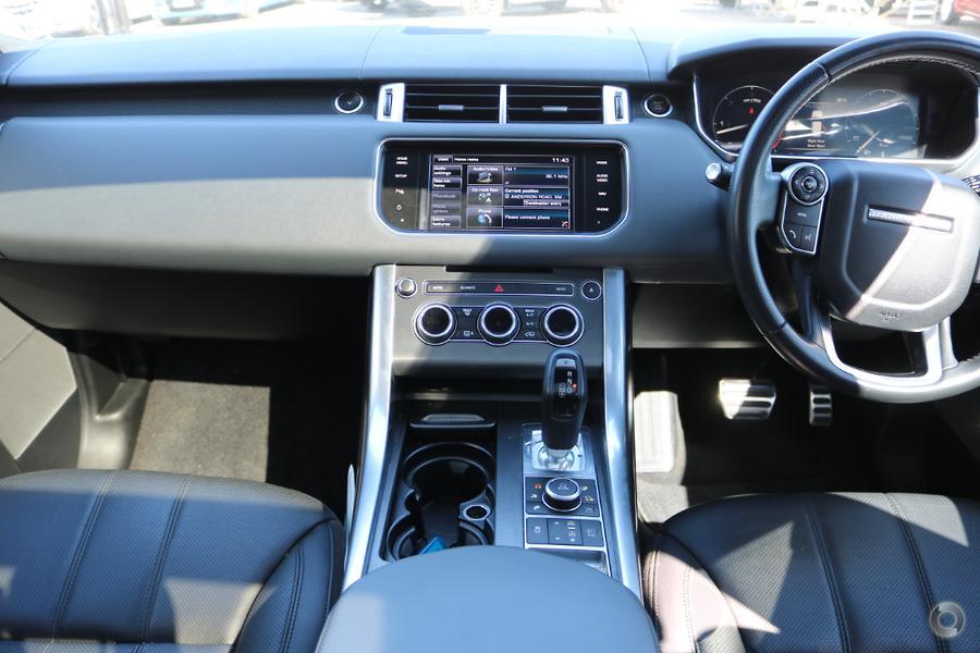 2014 Land Rover Range Rover Sport SDV8 HSE Dynamic L494